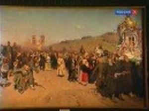Tret'jakovka - dar bescennyj_Il'ja Repin i Tovariwestvo
