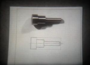 Эскиз и технический рисунок детали. Видеолекция
