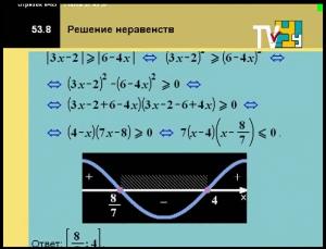 Подготовка для абитуриентов. Алгебра 11 класс. Уравнения и неравенства, содержащие модуль