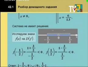 Подготовка для абитуриентов. Алгебра 11 класс. Степень с действительным показателем