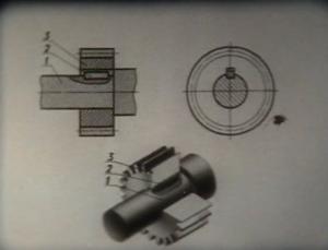 Разъёмные соединения и их изображение на чертежах. Видеолекция
