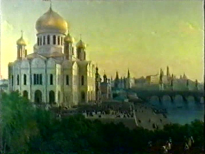 Мировая художественная культура. Великий храм России
